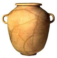 الأواني الفخارية تعود إلي 7000 سنة قبل الميلاد 20081012