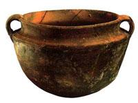 الأواني الفخارية تعود إلي 7000 سنة قبل الميلاد 20081013