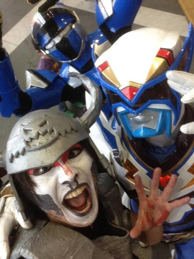 Projet live  Franco jap IGAGER par Japan Heros Project et ta - Page 2 Nicema15