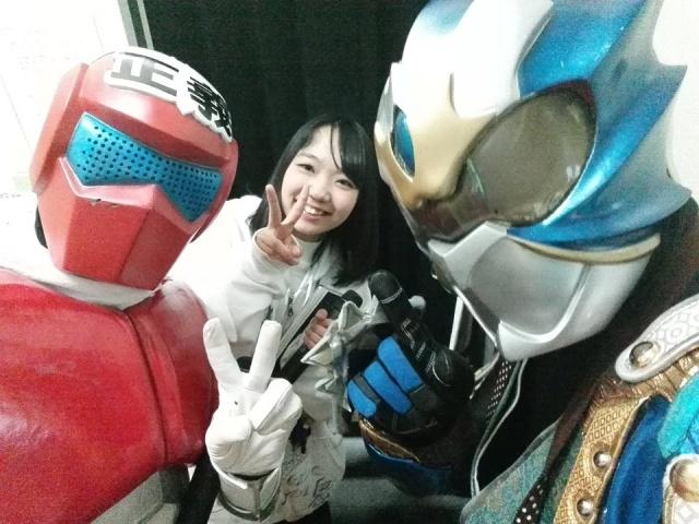 Projet live  Franco jap IGAGER par Japan Heros Project et ta - Page 2 Nicema16