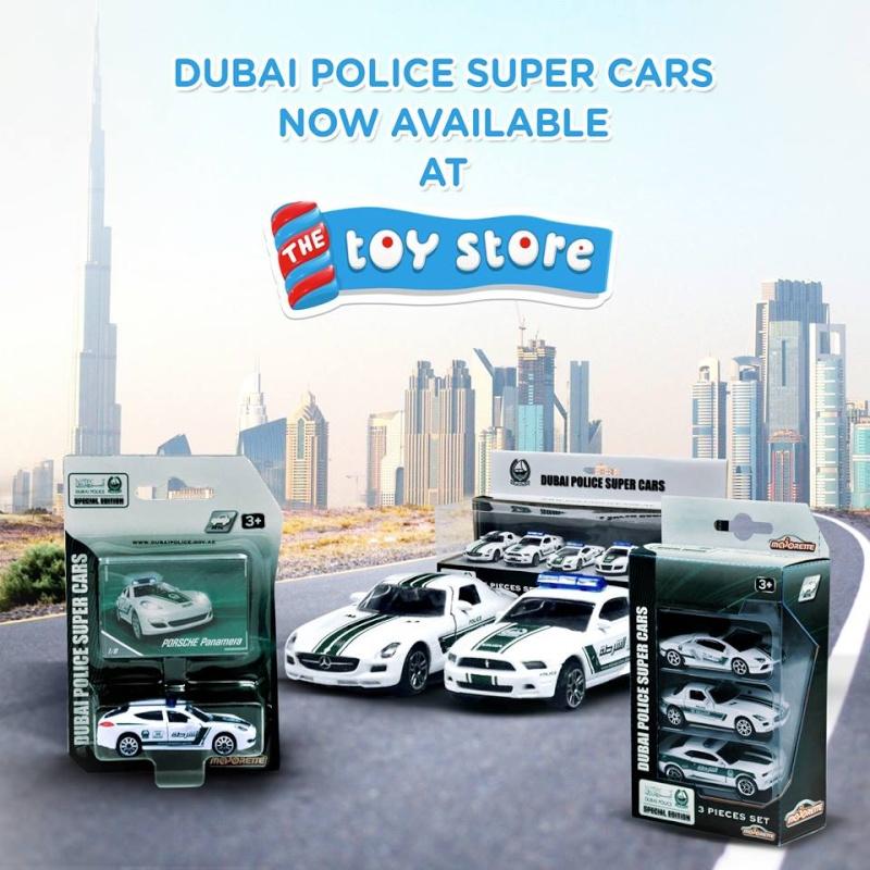 Achat groupé pack Majorette police Dubaï :)  12938211