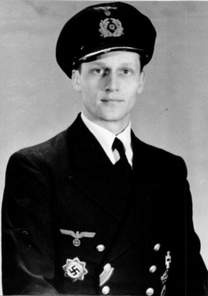 Casquette officier supérieur kriegsmarine blanche Image37