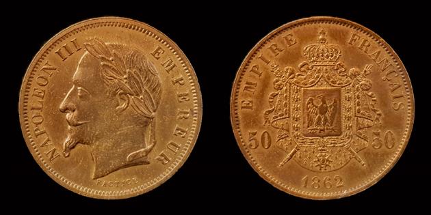 """Monnaies """"factices"""" ayant une histoire ... 1390_b10"""