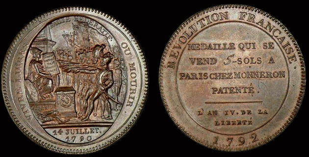 médaille ou monnaie de confiance du mal a savoir ( vrai ou copie) 5sols_10