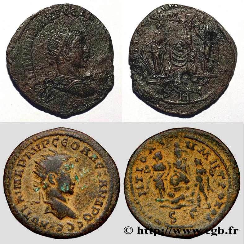 Bronze colonial d'Antioche pour Alexandre Sévère ... Alex_s10
