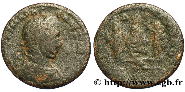 Bronze colonial d'Antioche pour Alexandre Sévère ... Alex_s12