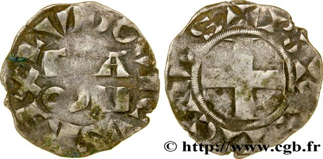 Denier Louis VII Denier17
