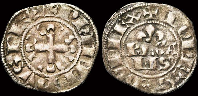 Double Parisis pour Philippe IV le Bel ... Double10
