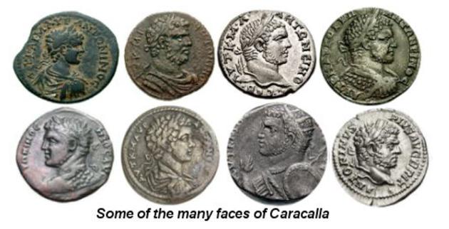 Bronze colonial d'Antioche pour Alexandre Sévère ... Faces_10