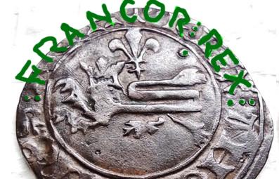 Henry V, Niquet ou Léopard de St Lô, vrai faux d'époque... Autres exemplaires à rechercher ! Franco12