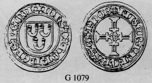 Brûlé de Jean de Hoorn, Principauté de Liège ... G107910