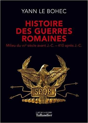 Un autre ouvrage de Yann Le Bohec ... Histoi10