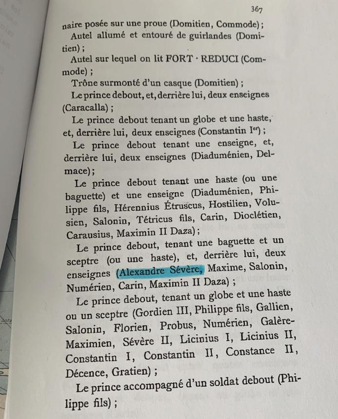"""Sesterce pour Sévère Alexandre """"PRINCIPI IVVENTVTIS"""" inconnu ! Image410"""