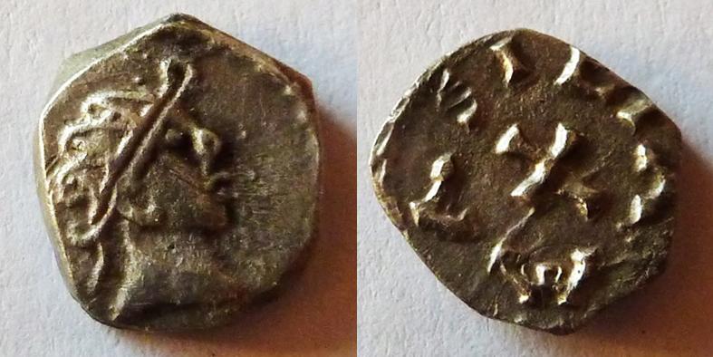 Monnaie romaine ... non mérovingienne Mzoro10