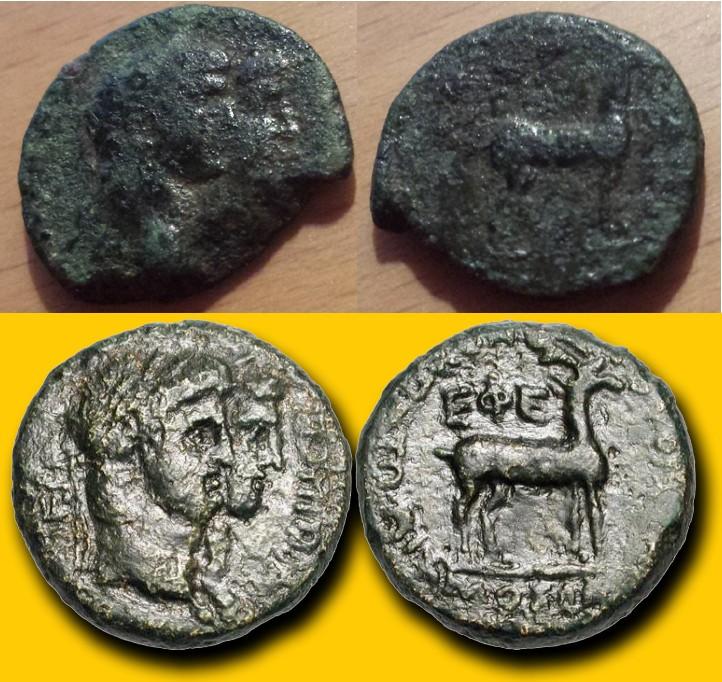 Bronze Néron & Poppée pour Ephèse en Ionie ??? Neron_10