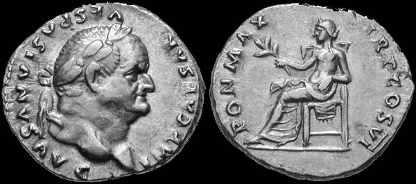 Denier de Vespasien Ric_0710