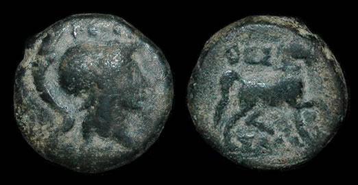 Bronzes grecs pour la cité de Théssalonique en Macédoine ... Thessa10