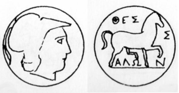Bronzes grecs pour la cité de Théssalonique en Macédoine ... Thessa11