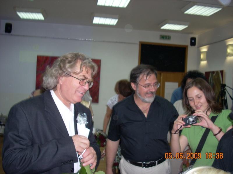 05 iunie 2009-Lansarea celui de al treilea volum din ciclul anotimpurilor-Universul Prieteniei-Vara Aurel_10