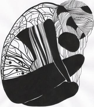 Roxana Elena Sava-lucrari de arta plastica personale Cauta12