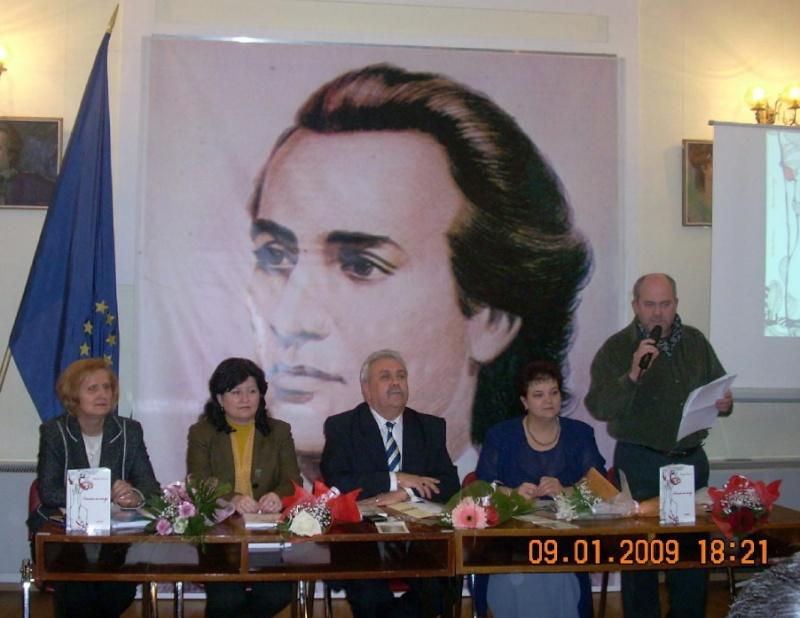 09 ianuarie 2009-Lansare de carte la Galati Clip19