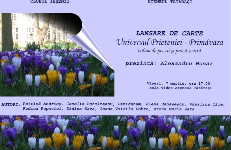 07 martie 2008-Lansarea primului volum din ciclul anotimpurilor-Universul Prieteniei -Primavara Clip_311
