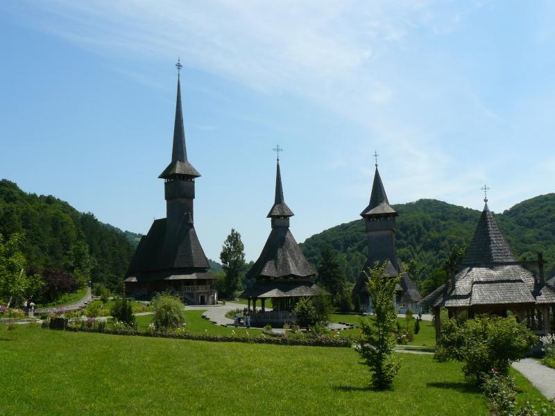 Mănăstirea Bârsana din judetul Maramureş. Clip_326
