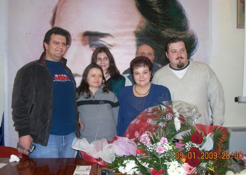 09 ianuarie 2009-Lansare de carte la Galati Clip_514