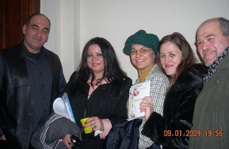 09 ianuarie 2009-Lansare de carte la Galati Clip_613