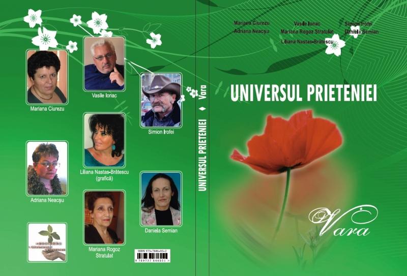 05 iunie 2009-Lansarea celui de al treilea volum din ciclul anotimpurilor-Universul Prieteniei-Vara Copert10