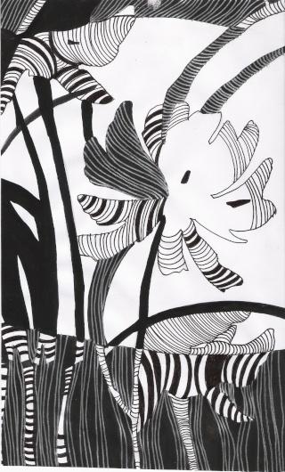Roxana Elena Sava-lucrari de arta plastica personale Insula11