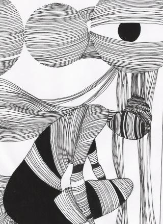 Roxana Elena Sava-lucrari de arta plastica personale Insula12