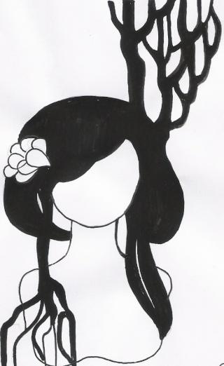 Roxana Elena Sava-lucrari de arta plastica personale Intoar11