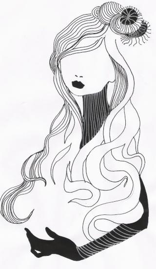 Roxana Elena Sava-lucrari de arta plastica personale Iubito11
