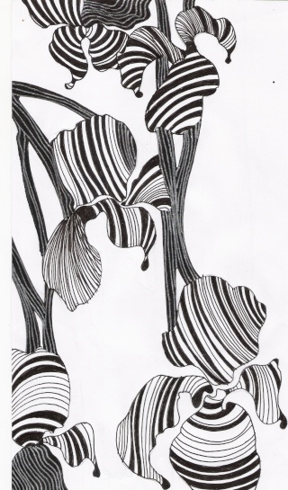 Roxana Elena Sava-lucrari de arta plastica personale Lacrim11