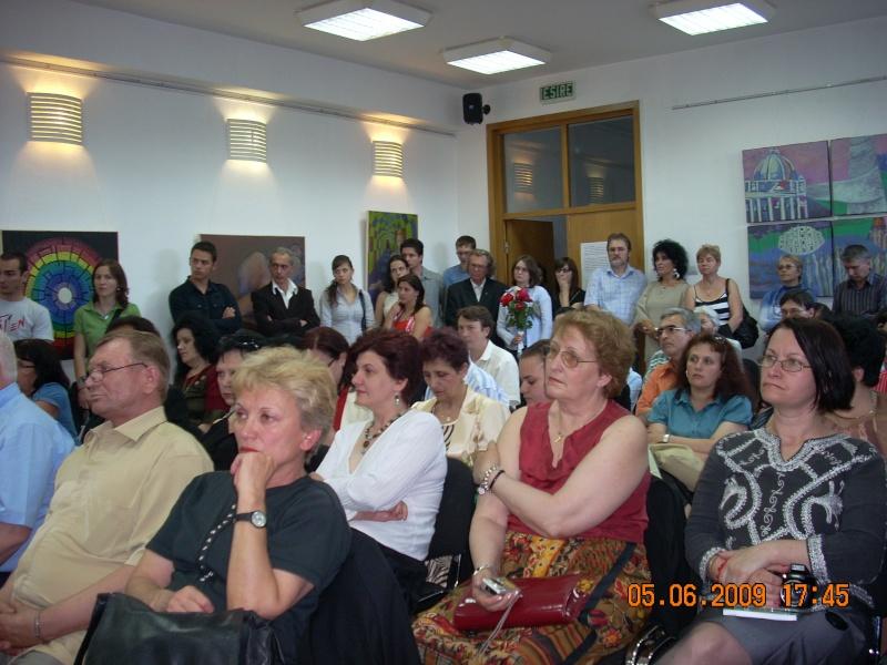 05 iunie 2009-Lansarea celui de al treilea volum din ciclul anotimpurilor-Universul Prieteniei-Vara Lansar10