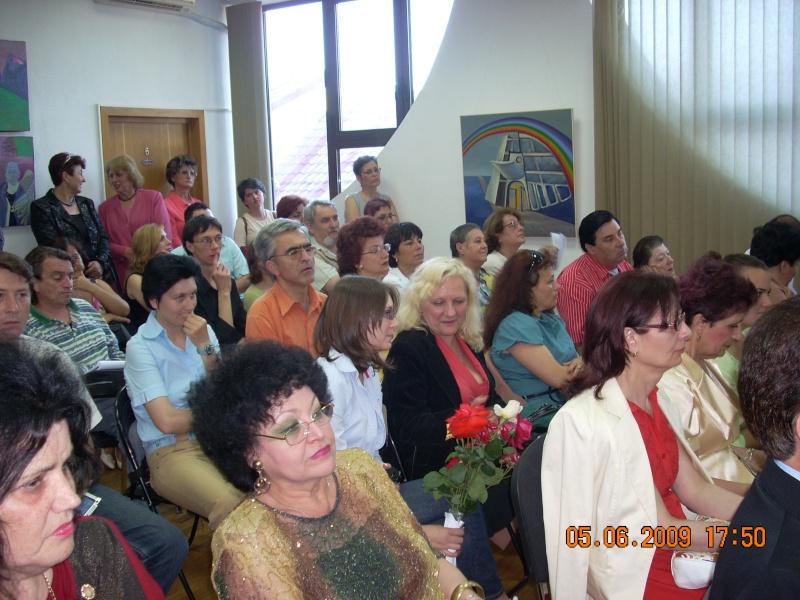 05 iunie 2009-Lansarea celui de al treilea volum din ciclul anotimpurilor-Universul Prieteniei-Vara Lansar14