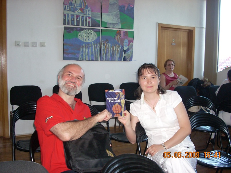 05 iunie 2009-Lansarea celui de al treilea volum din ciclul anotimpurilor-Universul Prieteniei-Vara Lansar17