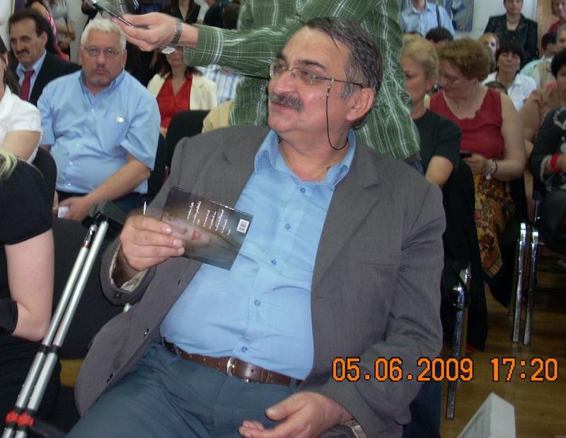 05 iunie 2009-Lansarea celui de al treilea volum din ciclul anotimpurilor-Universul Prieteniei-Vara Lansar19