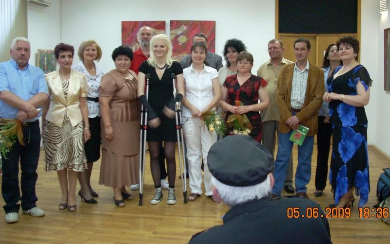 05 iunie 2009-Lansarea celui de al treilea volum din ciclul anotimpurilor-Universul Prieteniei-Vara Lansar23