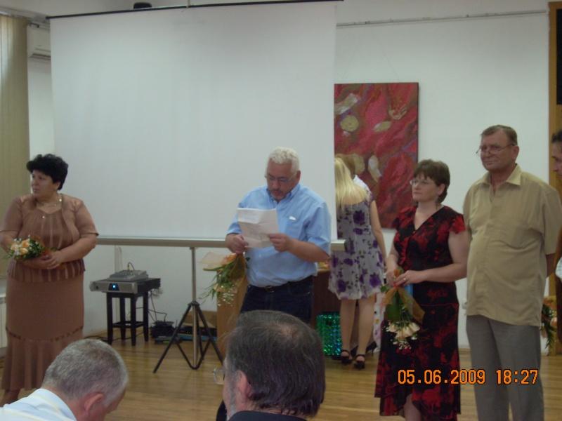 05 iunie 2009-Lansarea celui de al treilea volum din ciclul anotimpurilor-Universul Prieteniei-Vara Lansar36
