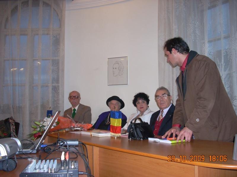 Lansare de carte la Uniunea Scriitorilor din Iasi Lansar37