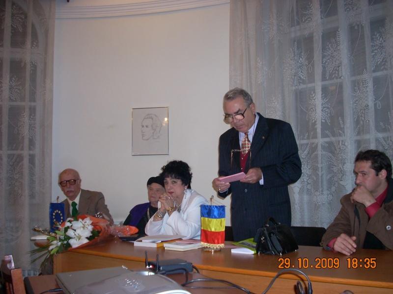 Lansare de carte la Uniunea Scriitorilor din Iasi Lansar40