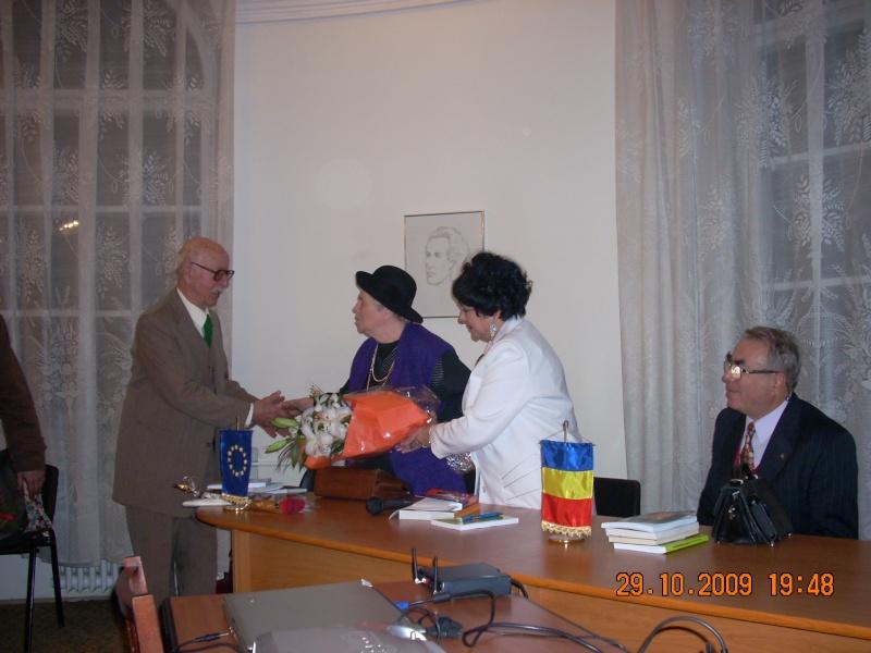 Lansare de carte la Uniunea Scriitorilor din Iasi Lansar43