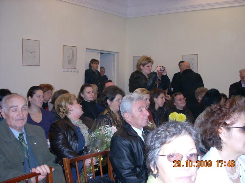 Lansare de carte la Uniunea Scriitorilor din Iasi Lansar51