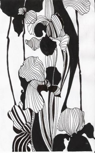 Roxana Elena Sava-lucrari de arta plastica personale Luna_f12