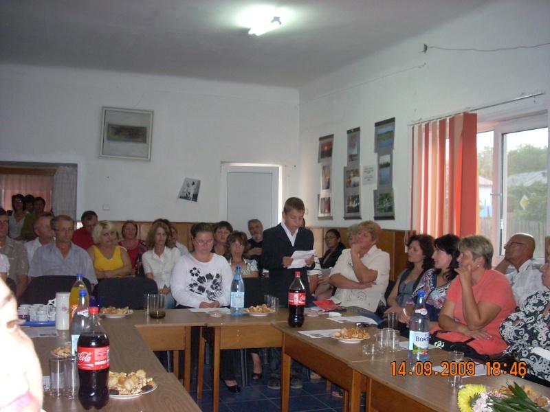 """Lansarea volumului de versuri""""Visuri Paralele""""- a lui Simion Irofei in Mahmudia -Tulcea- comuna natala Mahmud13"""