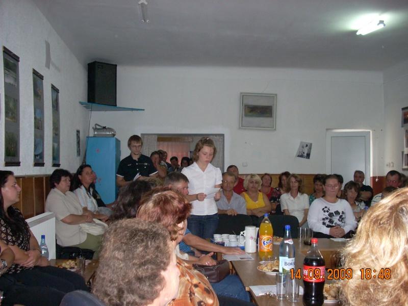 """Lansarea volumului de versuri""""Visuri Paralele""""- a lui Simion Irofei in Mahmudia -Tulcea- comuna natala Mahmud15"""
