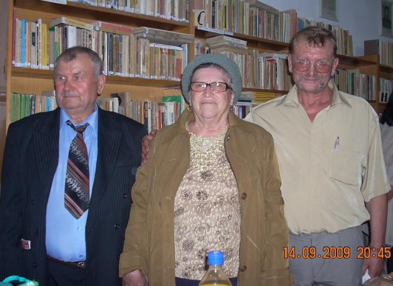 """Lansarea volumului de versuri""""Visuri Paralele""""- a lui Simion Irofei in Mahmudia -Tulcea- comuna natala Mahmud18"""