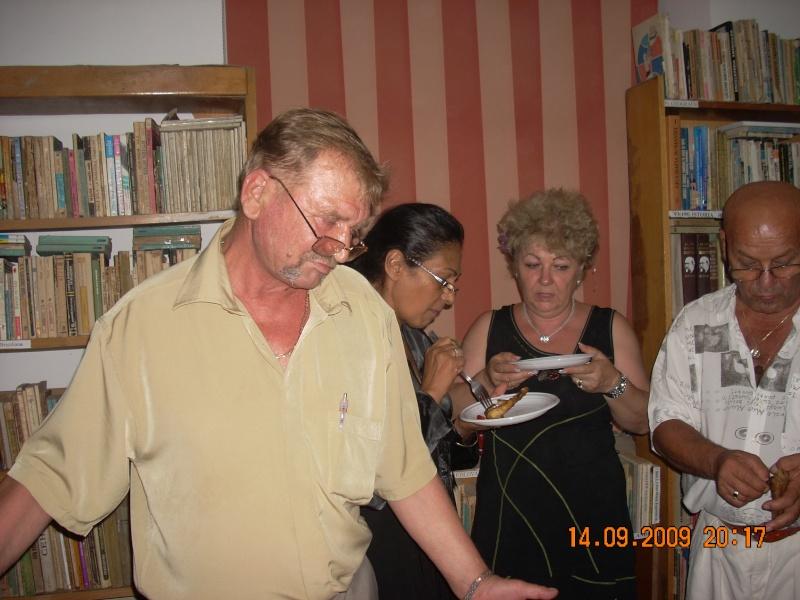 """Lansarea volumului de versuri""""Visuri Paralele""""- a lui Simion Irofei in Mahmudia -Tulcea- comuna natala Mahmud29"""